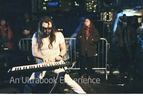 Andrew W.K. with David Blaine - Party Hard (Tesla Coil Version)