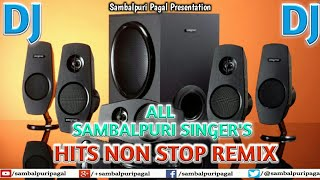 All Sambalpuri Singer Hits | Non Stop Sambalpuri Dj Remix Songs