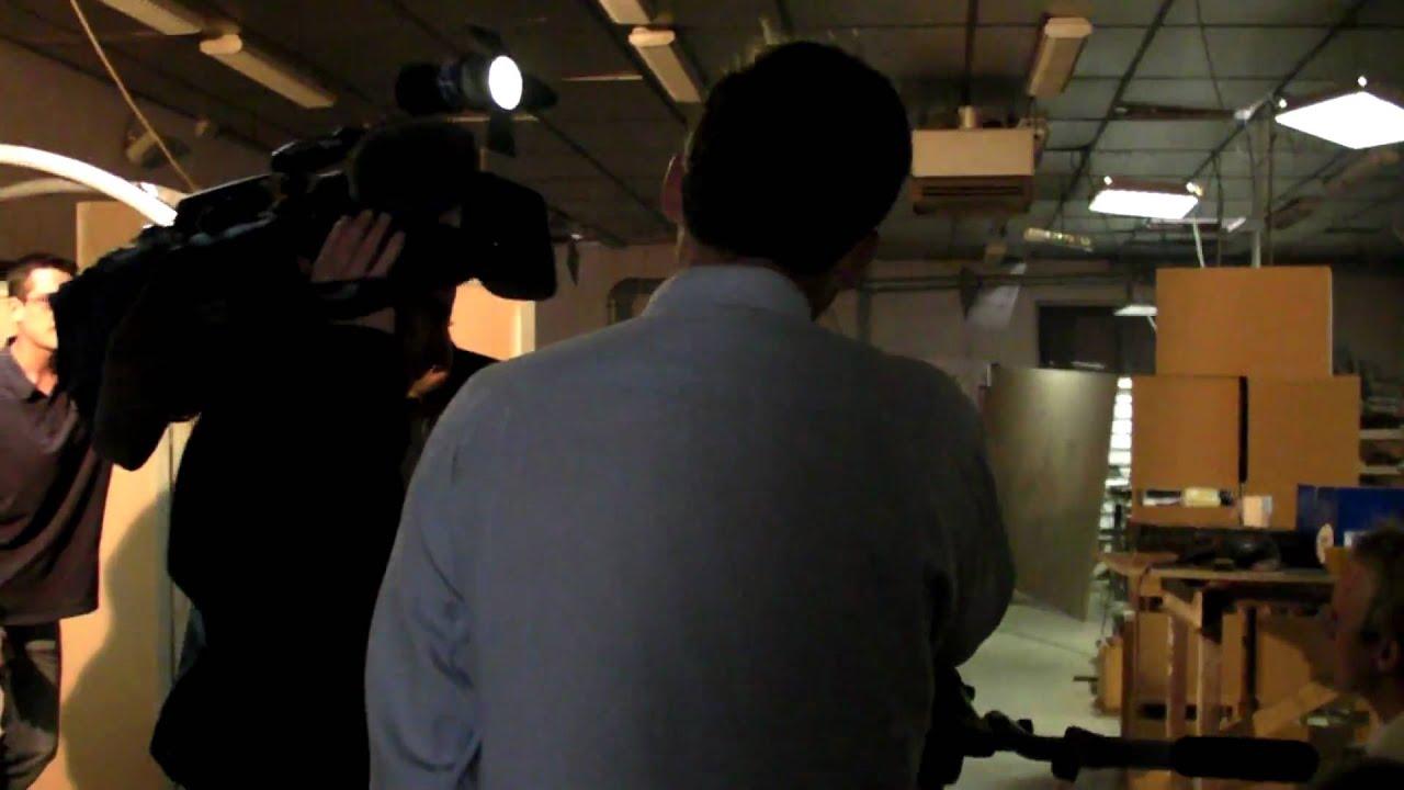 Fabrication de la roue du hamster pour la villa hamster - Frederic tabary ...