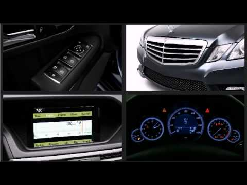 2011 Mercedes Benz  E Class Video