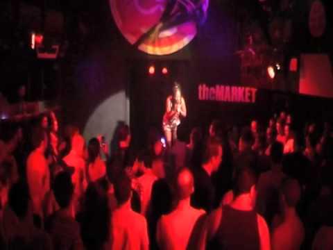 Kathy Brown at the Market Hotel Melbourne Part-1