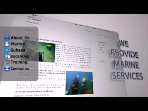 Salasel Offshore - Website - Presentation