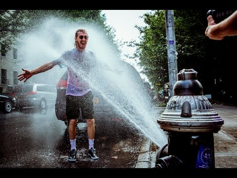 Summer in New York City with the Volcom Crew