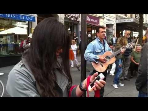 Flashmob MSF Novartis 19 sept 2012