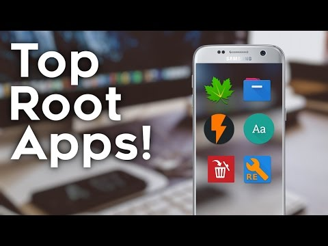 Top Root Apps for Android!