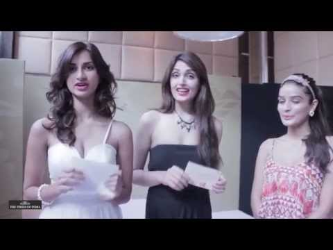 Miss India finalists Receives Spa Vouchers from Rudra
