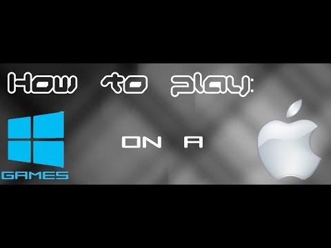 Run Windows Games on a Mac
