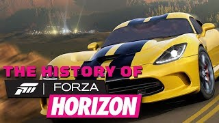 The Evolution of the Forza Horizon Series