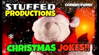 #75 Growler's Christmas Jokes!! - The Best Christmas Jokes 2018! - LOL! Merry Christmas