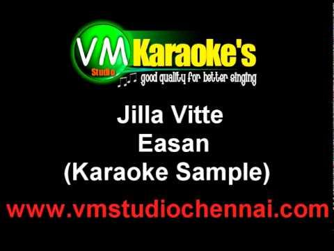 Easan Jilla Vittu Tamil Karaoke