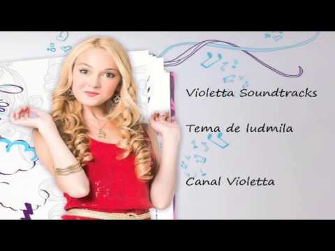 Violetta Soundtracks - Soundtrack 3 - Tema de Ludmila