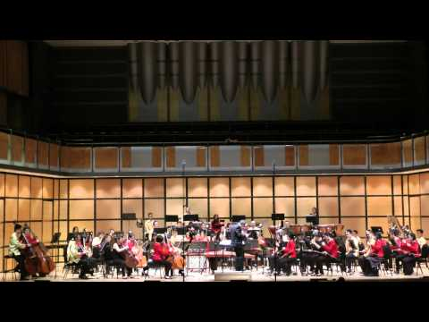 Mvt. 4/8: Dream of Red Chamber Suite 紅樓夢組曲: Granny Liu 劉姥姥
