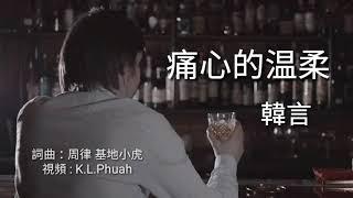 《痛心的温柔》演唱 : 韓言