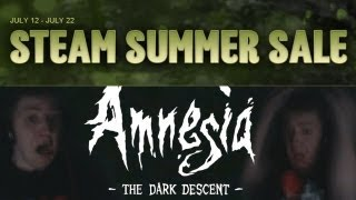 Steam Summer Sale - Amnesia The Dark Descent (Olaf's Demise)