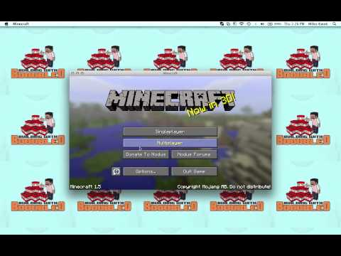 How To Install nodus hacked client for minecraft 1.5 (mac)