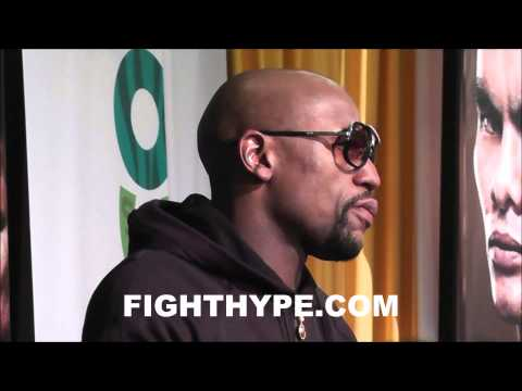FLOYD MAYWEATHER SAYS MIGUEL COTTO IS A BETTER FIGHTER BUT MARCOS MAIDANA IS MORE RECKLESS