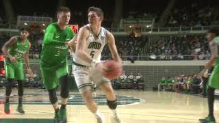 Ohio Men's Basketball Stays Undefeated at Home