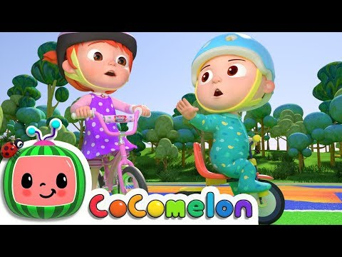 No No Play Safe Song | Nursery Rhymes & Kids Songs - ABCkidTV