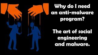 The Art of Social Engineering and Why You Need an Anti-Malware Solution