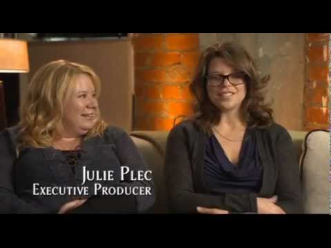 "The Vampire Diaries - 3x11 ""Our Town"" - Preview with Julie Plec and Caroline Dries"