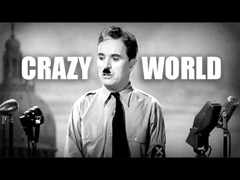 Panda Dub Vs Charlie Chaplin - Crazy World video
