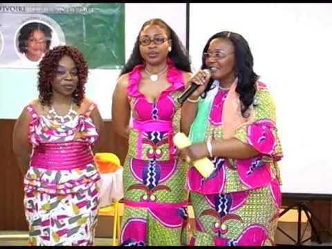 Les femmes patriotes de France rendent hommage à Simone GBAGBO et Genéviève Bro GREBE.