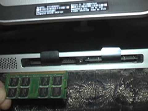 Install from 2gb to 6gb gig Ram in  2008  Imac MAC 2.4 Ghz core Duo 2 Intel chip upgrade memory