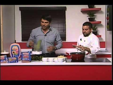 Recetas de Cocina | Recetas Chata - Jamon de pechuga de pavo en piña y cilantro