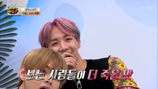 "[Eng Sub] BTS Idol Festival-""Who's the bravest man in BTS?"" TV Chosun, 20170307"