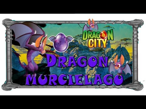 Dragon City - Dragon Murcielago - Combinacion + Review