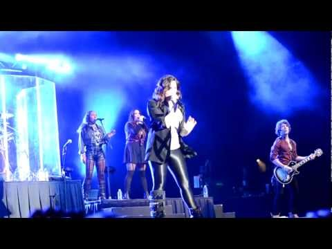 Unbroken Live (Orlando) 2013 - Demi Lovato HQ