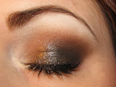 Smolder Chocolate Smokey Eyes Video