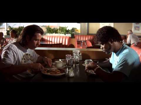 Pulp Fiction: Final Diner Scene