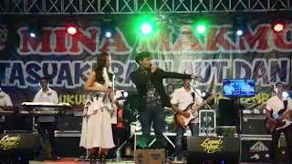 Lagu : Maafkanlah  Penyanyi : Lara Silvy & Widhi Arjuna KDI Diiringi : OM MONATA