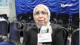 """مديحة حمدي عن محمد وفيق: """"زي أخويا    وأحلي مسلسلاتي عملتها معاه"""""""