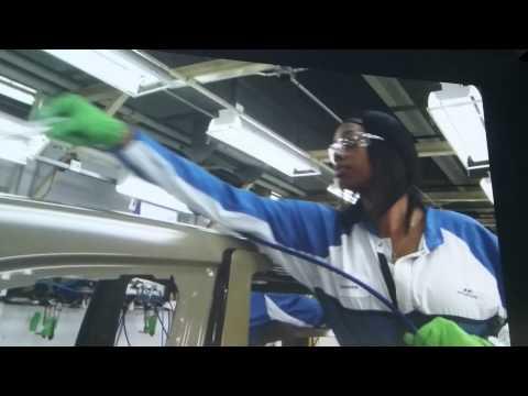 Planta Hyundai Alabama