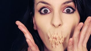 sexxxyblood maquillaje para hindi