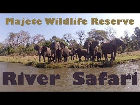 Land and Water Safaris - Majete Wildlife Reserve, Malawi