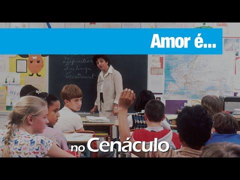 Amor é | no Cenáculo 31/07/2020