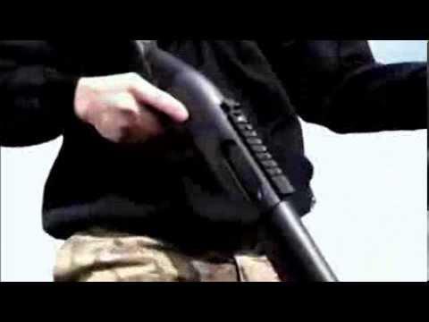 Remington 870 Tactical Knoxx Stock