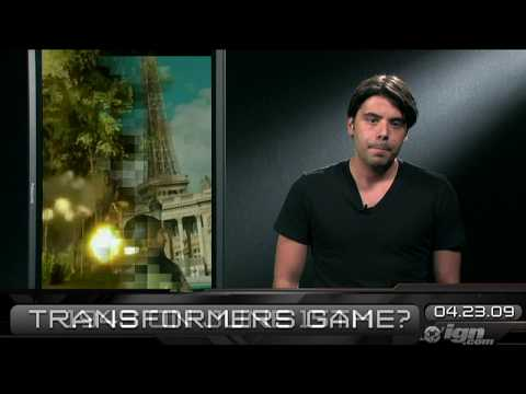 IGN Daily Fix, 4-23: Star Wars, Transformers and More