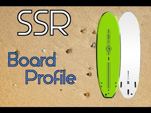 Stormblade SSR (Average Joe/Learn to Surf) Surfboard