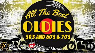 The Very Best Instrumental Hits - Greatest Hits Golden Oldies ( Instrumental )