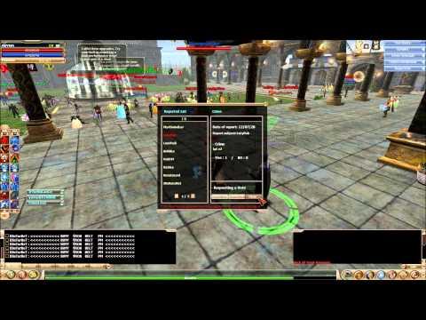 Knight Online Edana: Problem Telported Back to Town Moradon