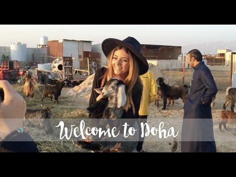 Welcome to Doha!