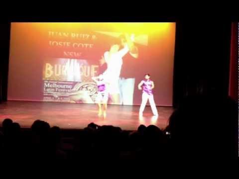 BACHATA Show - Juan & Josie