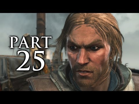 Assassin's Creed 4 Black Flag Gameplay Walkthrough Part 25 - Do Not Go Gently (AC4)