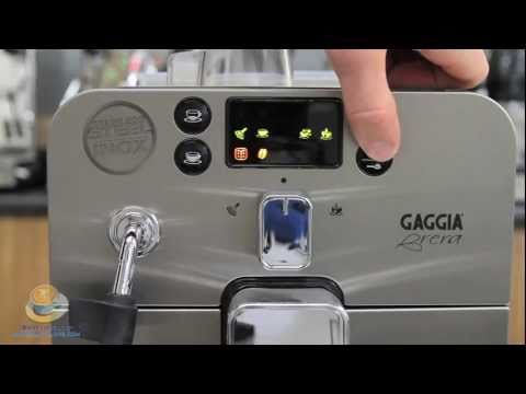 Fine Tuning The Gaggia Brera Espresso Machine