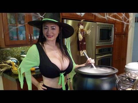 Magical Pumpkin Soup, Cooking Made Sexy by Tifa