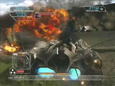 Transformers 2: The Game-Optimus Prime vs Megatron